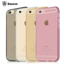 BASEUS Aluminum Metal Frame PP Back Cover Case For Apple iPhone 6S 6S Plus