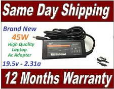 Dell XPS 19.5V 2.31A Laptop Charger Laptop Ac Adaptor Power Supply Replacement