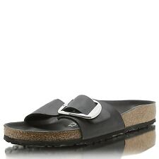 BIRKENSTOCK Madrid Big Buckle NL black HEX black