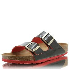BIRKENSTOCK Arizona BF Lack Two Tone black