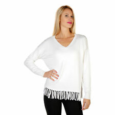 Silvian Heach Ropa Mujer Sueteres Jersey Shirt Blanco 77079 BDX
