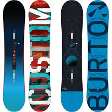 BURTON CUSTOM SMALLS FLYING V sedia a dondolo bambini Snowboard ICS Channel