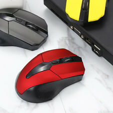 Bluetooth Wireless Optical Mouse 2.4GHz Quality Mice 3.0 for PC Laptop 6keys GH8