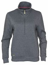 Toggi Barwick Ladies Equestrian Horse Riding Winter Country Half Zip Sweatshirt
