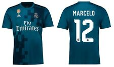 Trikot Adidas Real Madrid 2017-2018 Third WC - Marcelo 12 [164-XXL] 3rd