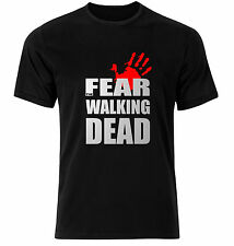 Fear The Walking Dead T Shirt - Zombie Tee Shirt