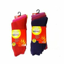 Mujer Paquete de 3 RED TAG Calcetines Térmicos 41b260