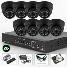 8 x Sony Chip 700TVL Home Office Cam 8 Channel 960H CCTV System Wireless H.264