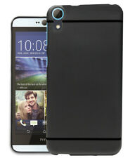 Matte+ Ultra Protection Soft Back Cover For HTC Desire 826 /826 dual sim  -Black