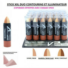 STICK XXL DUO CONTOURING ILLUMINATEUR CONCEALER CORRECTEUR MAKE UP MAC006