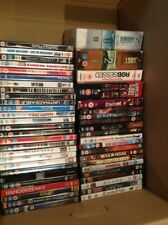 DVD Job Lot - Choice - All £1 - Car Boot Stock - Horror, Comedy, Childrens ETC