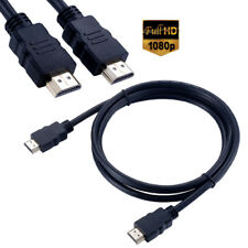 2m 3m 5m 10m Long HDMI Cable Male-Male Gold Lead for HDTV PC Monitor Game Box