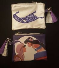 PRIMARK DISNEY LADIES / GIRLS ALADDIN & JASMINE  PURSE OR SMALL MAKE UP BAG
