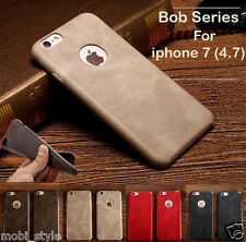 "NEW SOFT PU LEATHER * Ultra Thin Back Cover Case for** Apple iPhone 7 (4.7"")**"