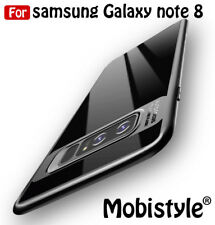 ULTRA THIN Crystal Clear TPU Bumper Hard Back Cover For Samsung Galaxy note 8