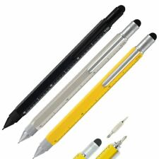 Monteverde Multi-function 0.9mm Tool Pencil with Stylus - Constuction Pencil