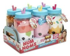 NUM NOMS SURPRISE IN A JAR SCENTED PLUSH TOY CHOOSE THE ONES YOU WANT BRAND NEW