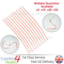 Hearing Aid Cleaning Wire Rod for Oticon Phonak Widex Siemens Slim Tubes GENUINE