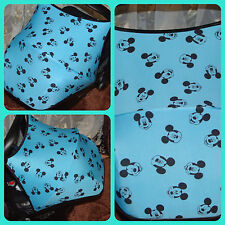car seat hood/sun canopy Michey turquoise maxi cost cabriofix