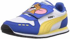 Puma Girls Cabanaracer Tom & Jerry Kids Sneakers-7863-HC6