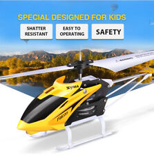 W25 2 CH 2 Channel Mini RC Helicopter RC Drone With Gyro Crash Resistant RC Toys