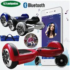 """6,5""""Scooter Eléctrico Patinete self balancing Monociclo overboard Bluetooth MD"""