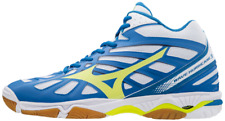 MIZUNO WAVE HURRICANE 3 MID V1GA1745 44 Scarpe Pallavolo Volley Shoes Uomo Donna