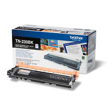 AUTENTICO BROTHER TN-230BK (TN230) NERO STAMPANTE LASER CARTUCCIA DEL TONER