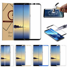 Full Body Tempered Glass Screen Protector For Samsung Galaxy Note 8 S9/S9 Plus