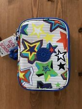 New With Tag  KIPLING 100 PENS Pencil Case