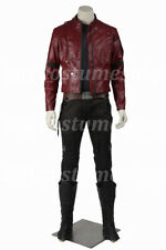Guardians of the Galaxy Costume Star Lord Peter Cosplay Halloween Costume