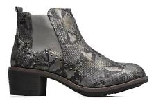 Mujer Les P'tites Bombes Carole Botines Gris