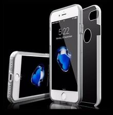 Shockproof 360° Silicone Protective Clear Case Cover For iPhone 6 7 8 8 Plus