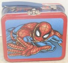 Spiderman Metal Mini Lunch Box