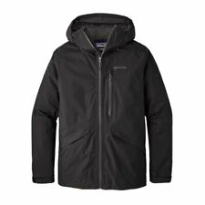 PATAGONIA M'S INSULATED SNOWSHOT JACKET 2L H2No BLACK FW 2018 GIACCA NEW S M L X