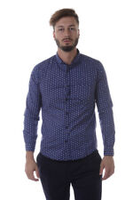 Imperial Hemd -50% Herren MADE IN ITALY Blau CZ05SQ0L-