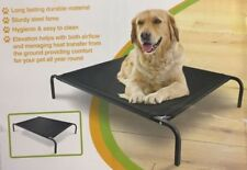 Elevated Dog Bed Portable Waterproof Outdoor Raised Camping Pet Basket In 3 Size