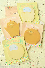Cute Berry Lovely May sticky notes kawaii Bear Sheep animal shapes planner memo