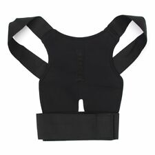 Neoprene Posture Back Corrector Lumbar Shoulder Support Belt Brace Therapy Wrap