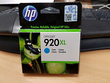 Genuino HP Alta Capacidad Cian Cartucho de Tinta Hp 920xl (CD972AE) - Clearance
