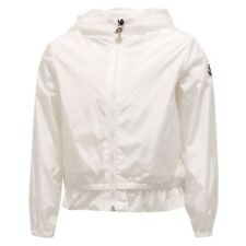 8648T giacca antivento MONCLER CAMELIEN bianco lucido jacket kid