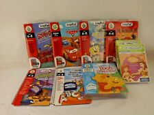 Various Leap Frog Leapster Learning Games