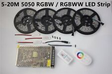 5050 RGBW RGBWW IP20 Non Waterproof 2.4G Touch Remote 12V Power Supply Unit Kit