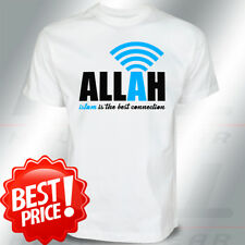 Islam is the best Connection to Allah Islamische Kleidung T-Shirt Halal-Wear