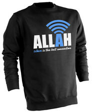 Islam is the best connection to Allah - Islamische Kleidung Pullover