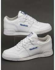 1ba0ef1a903b6a Reebok Workout Plus Trainers in White - classic H Strap soft full grain  leather