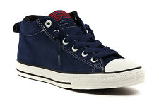 ALL STAR STREET MID SUEDE 628739K SNEAKERS MODA Bambino