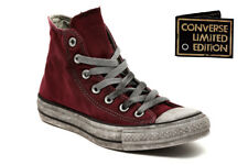 ALL STAR HI MAROON LTD 1C654 SNEAKERS MODA Donna