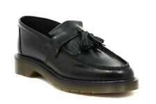 DR MARTENS ADRIAN BLACK POLISHED SMOOTH 14573001 MOCASSINO Unisex