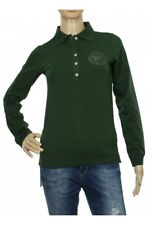 Maglia Polo Polo donna Beverly Hills Polo Club Verde BHPCD810